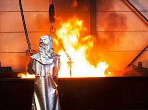 L'UNION DES FORGERONS <br/>  Un siècle de fer et de feu