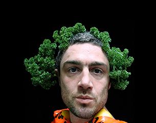 Autoportraits aux légumes
