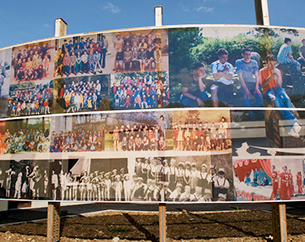 Collège Miles de Noyers  sur Serein  <br/> 1% Culturel